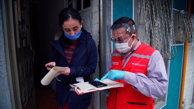 Fundación Microfinanzas BBVA, a través de sus entidades en Colombia y Perú, ha facilitado el acceso a los servicios financieros a más de 296.600 personas de bajos ingresos en ambos países durante 2020