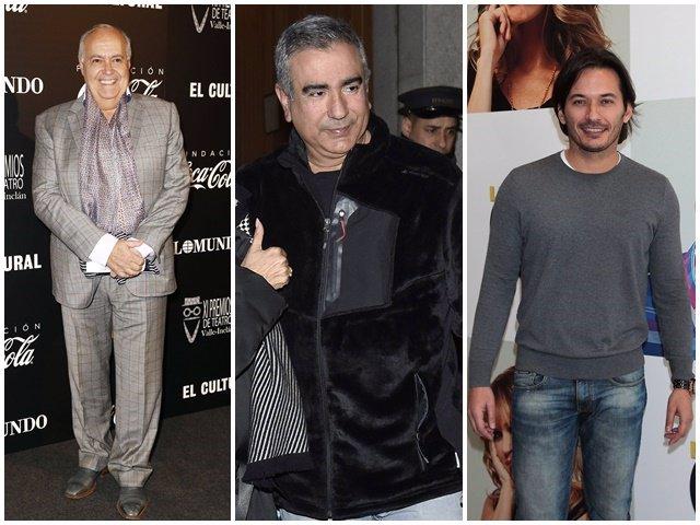 """José Luis Moreno y Alberto Caballero han negado que Agustín fuese la mente pensante de """"La que se avecina"""""""