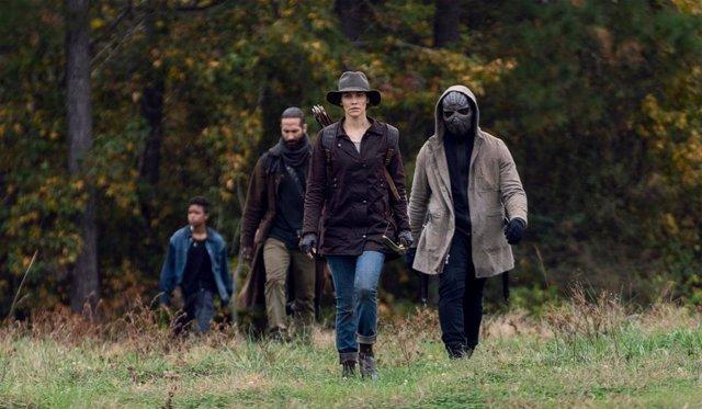 The Walking Dead: Maggie vuelve con nuevos aliados en los episodios adicionales