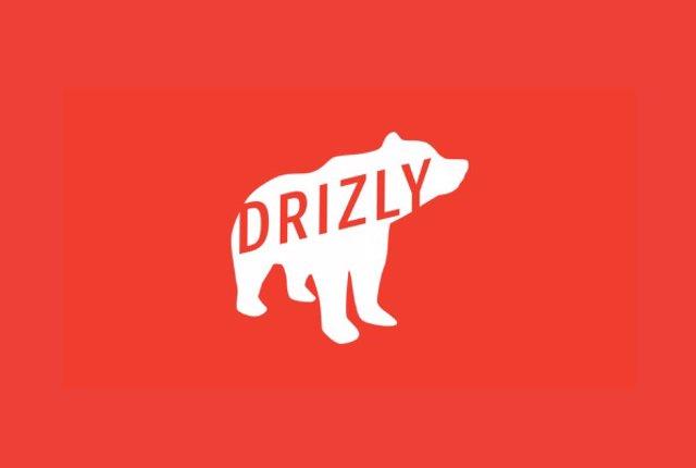 Logo de Drizly.