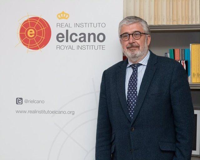 José Juan Ruiz, nuevo presidente del Real Instituto Elcano