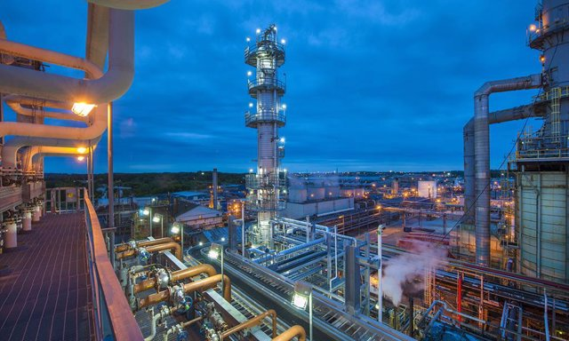 Instalaciones de refino de Marathon Petroleum