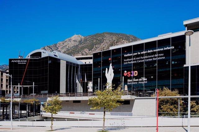 La sede central del grupo Andbank, en Escaldes-Engordany.