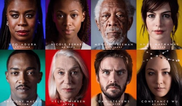 Amazon Prime Video presenta Solos, nueva serie protagonizada por Morgan Freeman, Anne Hathaway y Helen Mirren
