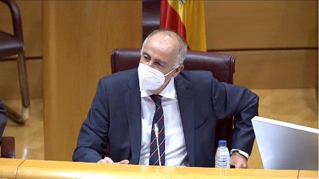 Francisco Hernández Spínola, nombrado subsecretario de Sanidad.