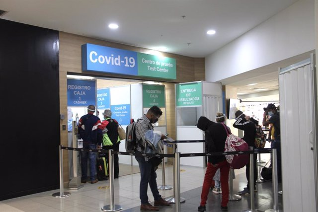 Aeropuerto Internacional de Tocumen en Panamá