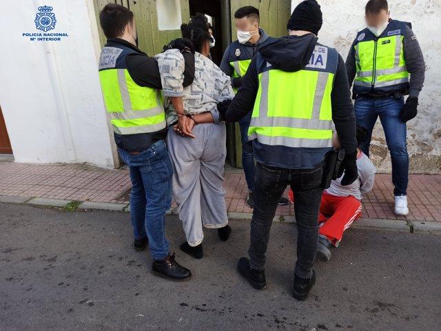 Detenciones en Menorca