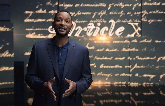 Will Smith reflexiona sobre la igualdad en la serie documental Amend: The Fight for América de Netflix