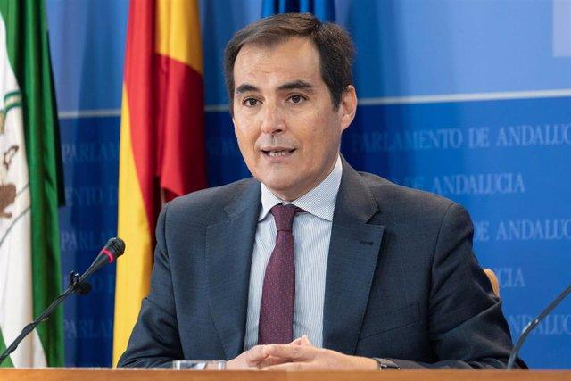 José Antonio Nieto, este miércoles