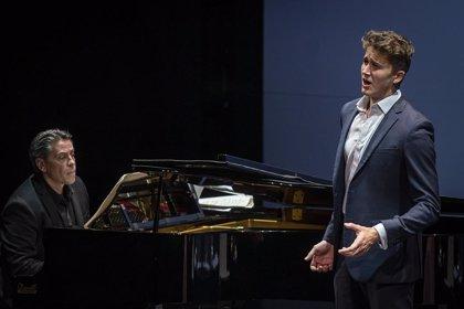 Los cantantes del Centre de Perfeccionament protagonizan este domingo el primer 'Matins a les Arts' de 2021