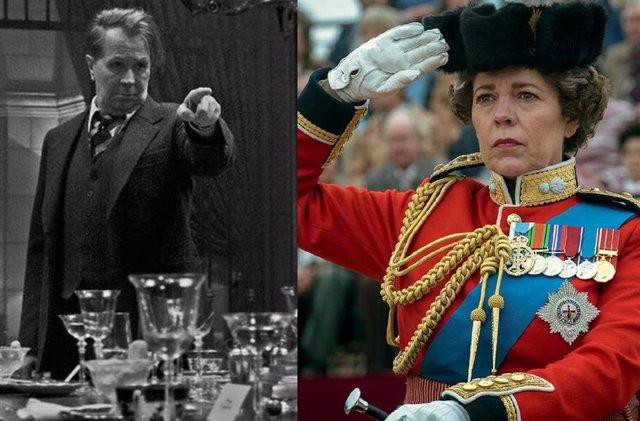 Mank y The Crown dominan las nominaciones a los Globos de Oro