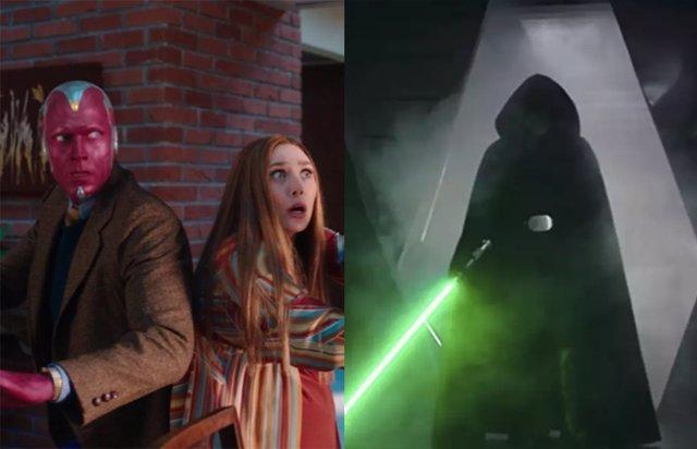 Bruja Escarlata y Visión tendrá un final similar al de la temporada 2 de The Mandalorian