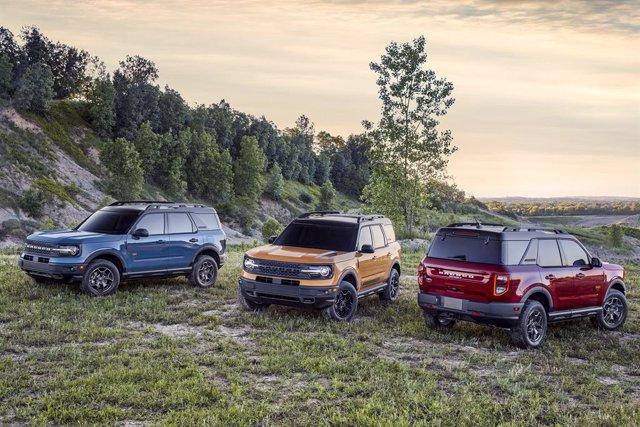 Vehículos de Ford.