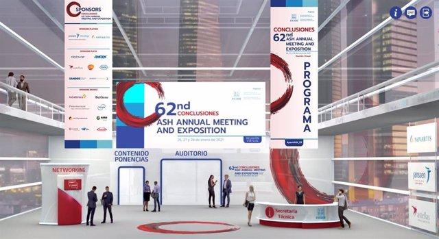 La Sociedad Española de Hematología y Hemoterapia celebra en formato virtual la Reunión Anual de Conclusiones del 62º Congreso de la Asociación Americana de Hematología.