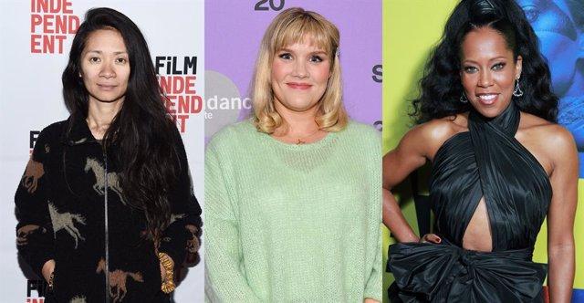 Chloé Zhao, Emerald Fennell y Regina King, tres mujeres que hacen historia en los Globos de Oro 2021 en la categoría de mejor dirección