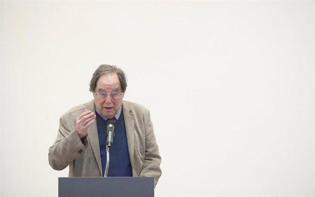 El jurista Francesc de Carreras.