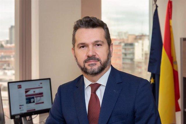 Rodrigo Buenaventura, presidente de la CNMV