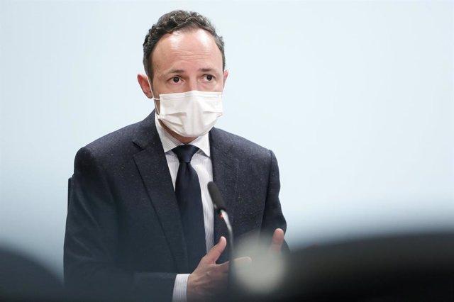 El cap de Govern d'Andorra, Xavier Espot.
