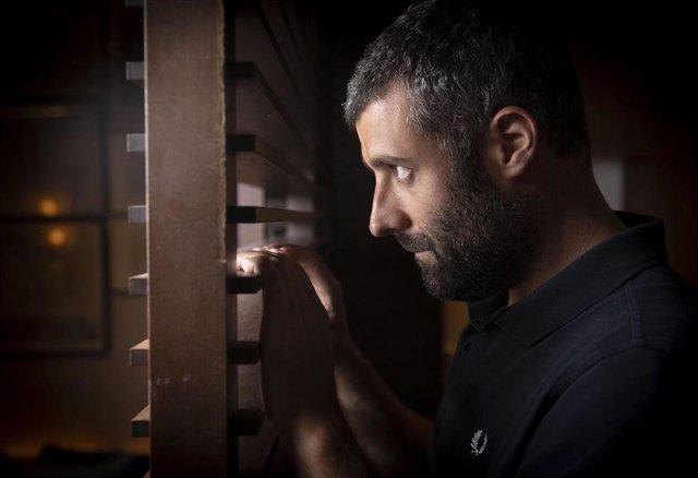 El periodista Nacho Carretero, autor de 'Fariña'