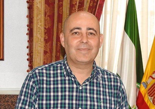 El alcalde de Huércal-Overa (Almería), Domingo Fernández (PP)