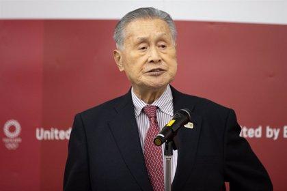 Resultado de imagen de Duras críticas al presidente de los Juegos Olímpicos de Tokio por un comentario sexista