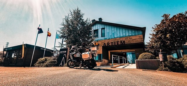 Hotel Artiem en Asturias (Premio Ruralka)