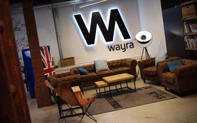 Centro de Madrid de Wayra, el hub de innovación abierta de Telefónica