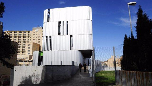 Entro de Investigación Biomédica de Aragón, CIBA.