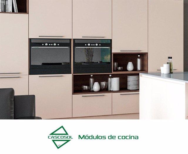 CASCOSOL - Módulos de cocina