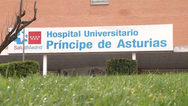 Imágenes del Hospital Universitario Príncipe de Asturias.