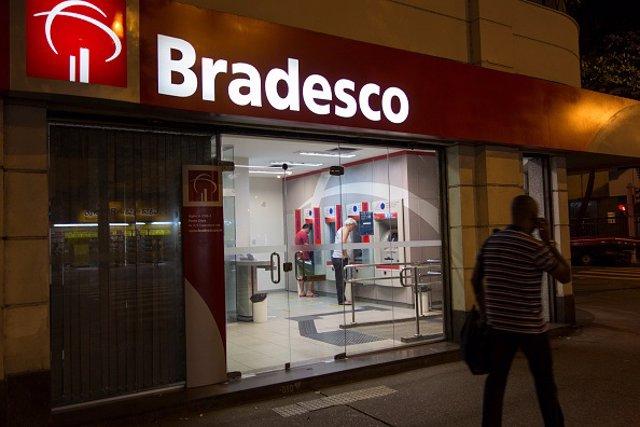 El banco brasileño Bradesco se anotó un beneficio de 2.578 millones en 2020, un 26,7% menos