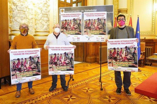 Presentación del XXXIII Cross Internacional Ciudad de Valladolid