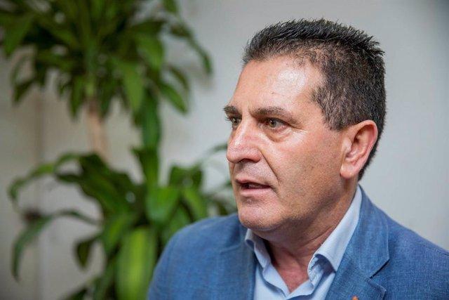 Juan Rafael Zamora, viceconsejero de Acción Exterior de Canarias