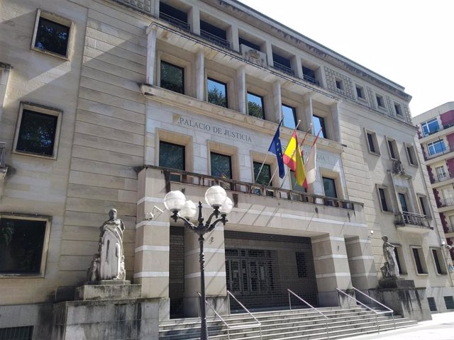 Sede del TSJPV en Bilbao
