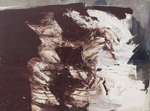Pintura no. 78, de Rafael Canogar