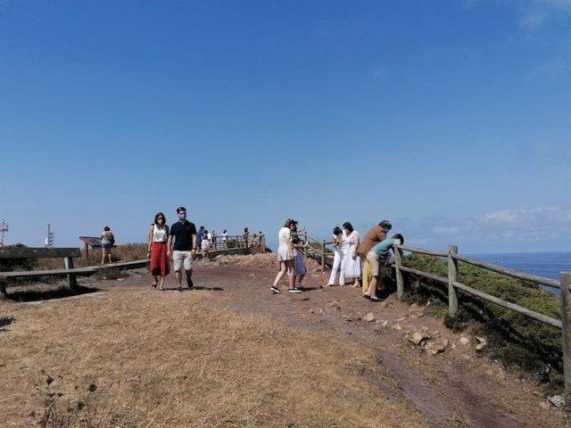 Cabo Peñas,en Gozón.
