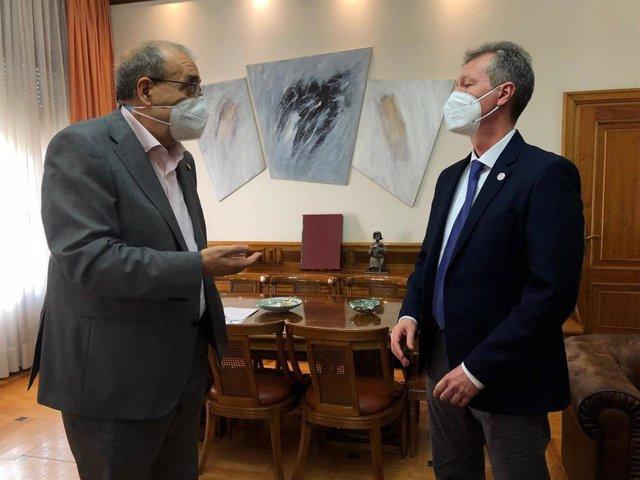 Manuel Rando y José Martín-Albo