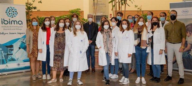 Alianza Andalucía-Roche trabaja ya sobre casi 300 muestras de tejido para desvelar las claves de varios tipos de cáncer