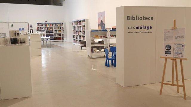 Biblioteca del CAC Málaga