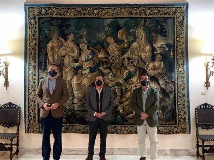 Cajasol.-Fundación Cajasol colaborará con el Ayuntamiento de Lebrija por los 500 años de muerte de Elio Antonio