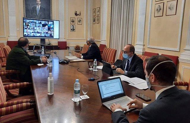 Primera reunión del Grupo de Trabajo del Foro de Alto Nivel de la Industria Española