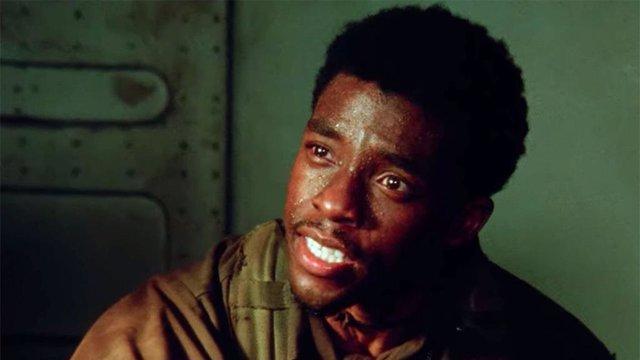 Chadwick Boseman en Da 5 Bloods