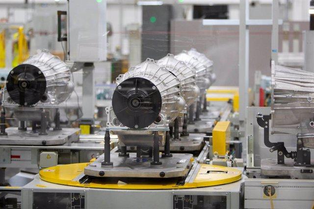 Fabrica de General Motors en Ohio