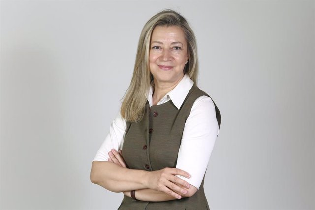 Elena Llamas, profesora de Filología Francesa en la Facultad de Filología de la Universidad de Salamanca.