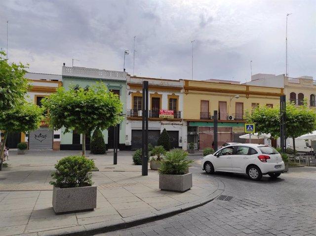 La apertura de una nueva calle en la Plaza Cervantes permitirá la transformación de la emblemática calle La Mina y permitirá revitalizar el centro.