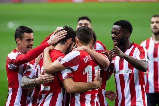 El Athletic se mete en semifinales de Copa
