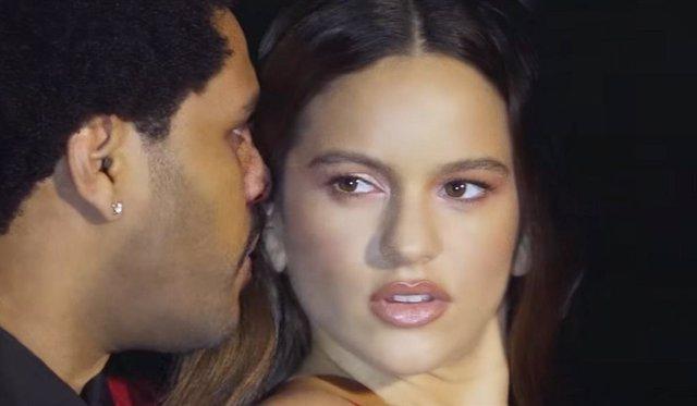 Rosalía no actuará con The Weeknd en la Super Bowl 2021