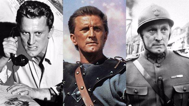 Kirk Douglas: 10 personajes inolvidables de su legado como leyenda del cine