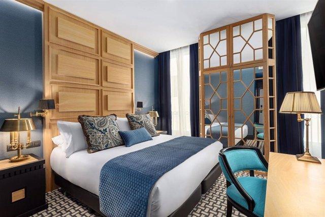 Imagen de recurso del hotel Habitación hotel Room Mate Alba.