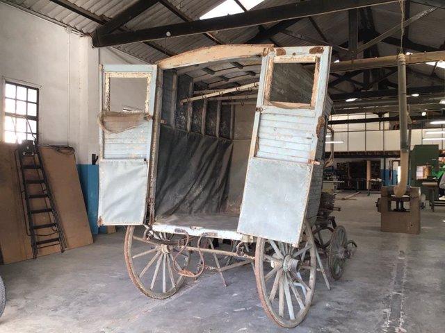 El carro de carne de Alaró.